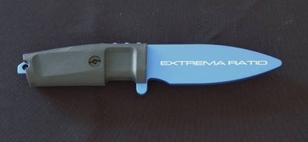 Extrema ratio Trainer knife TK Shrapnel