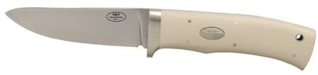 Fallkniven knife of ivory