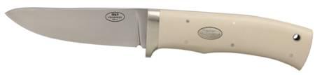 Fallkniven knife of ivory