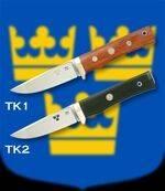 Cuchillos Fallkniven y navajas