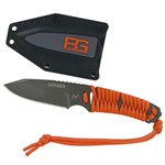 Cuchillo De Supervivencia Paracord Gerber Bear Grylls, Con Funda Kydex