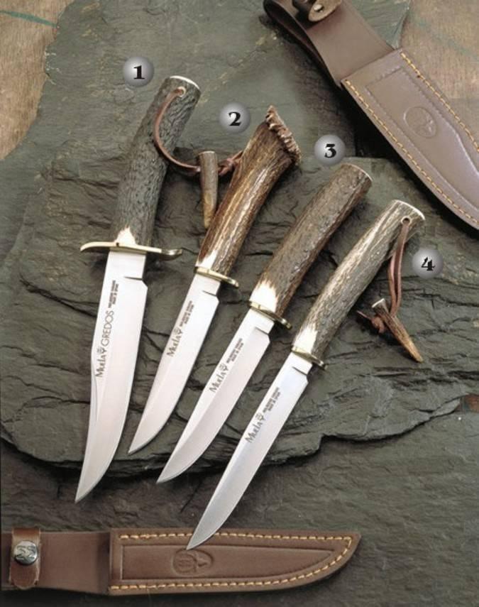 Cuchillos Gredos Muela