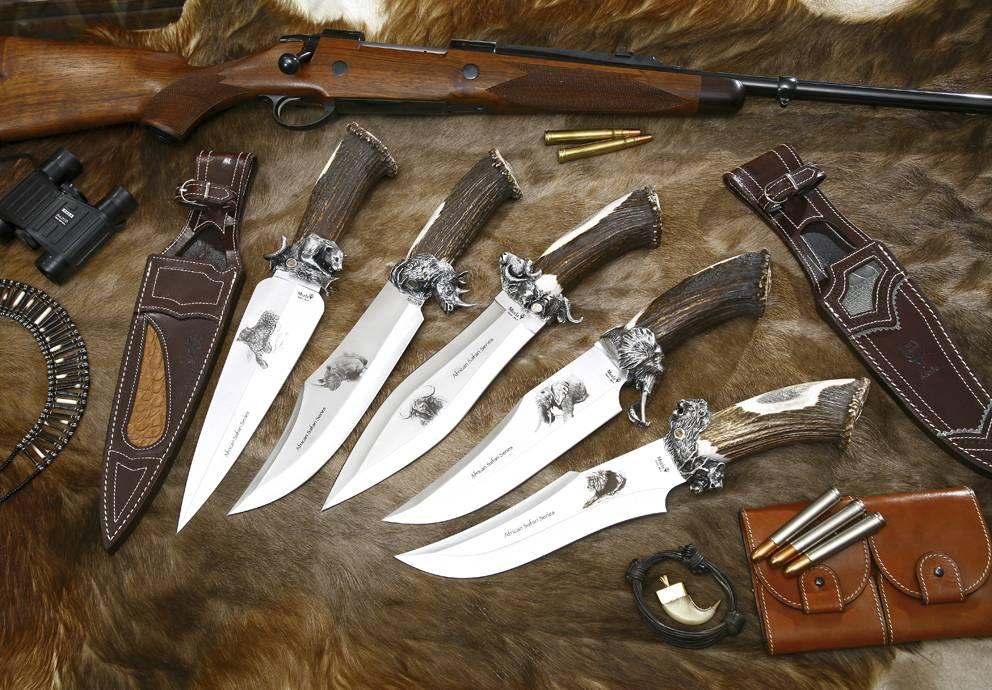 Cuchillos Muela Safari