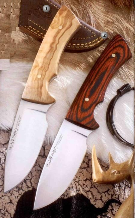 Knife Rhino-10Ol and Knife Rhino-10R