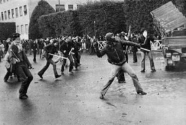 La daga Suppressor fue diseñada para hacer frente a los movimientos callejeros en Italia