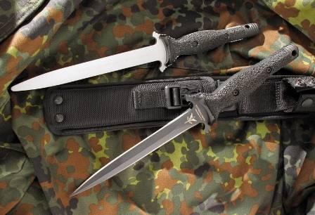 El cuchillo extrema ratio posee un diseño eficaz para el combate