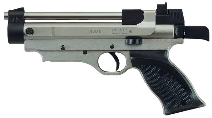 Pistola  Indian Nickel Cometa