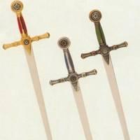Espadas Marto y armaduras medievales