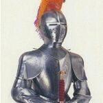 Armaduras medievales fabricadas en Toledo