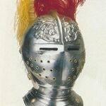 Capacetes, yelmos y cascos medievales