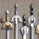 Espadas árabes