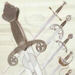 Espadas hist�ricas de Toledo