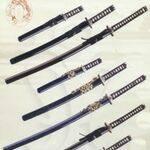 Katanas, wakizashis y tantos