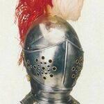 Yelmos y cascos medievales