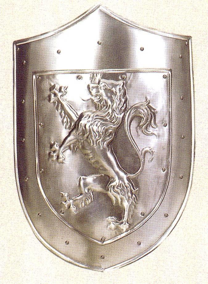 Escudos históricos. Escudos medievales