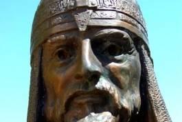 Ali Atar protagoniz� la leyenda del Vado del Moro
