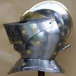 CASCO MEDIEVAL EUROPEO