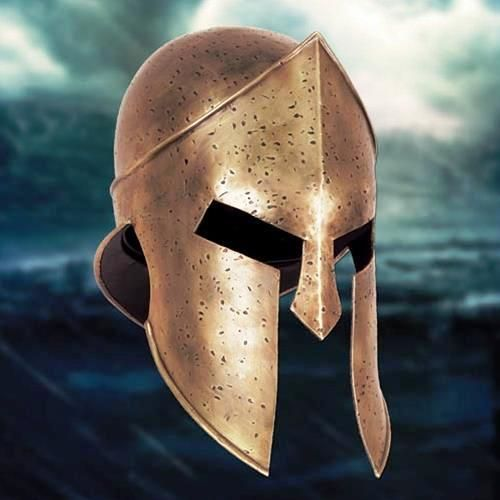 how to make a ancient greek helmet out of cardboard