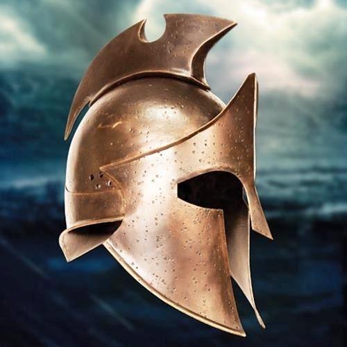 Casco de Themistokles, de la película de 300 el origen de un imperio