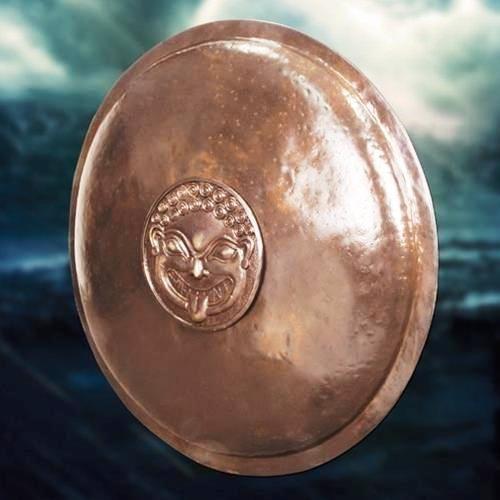 Escudo de Calisto, de la película 300 el origen de un imperio