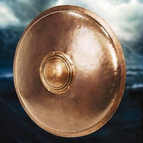 Escudo de Grecia, de la película 300 el origen de un imperio