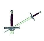 Espada MacLeod,replica de la espada utilizada por Connor Macleod en la saga los inmortales