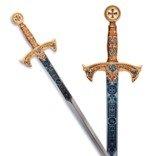 Espadas históricas, cimitarras, romanas, turcas, katanas, de torero ...