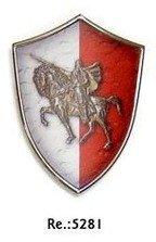Escudo medieval mini con iman, del Cid