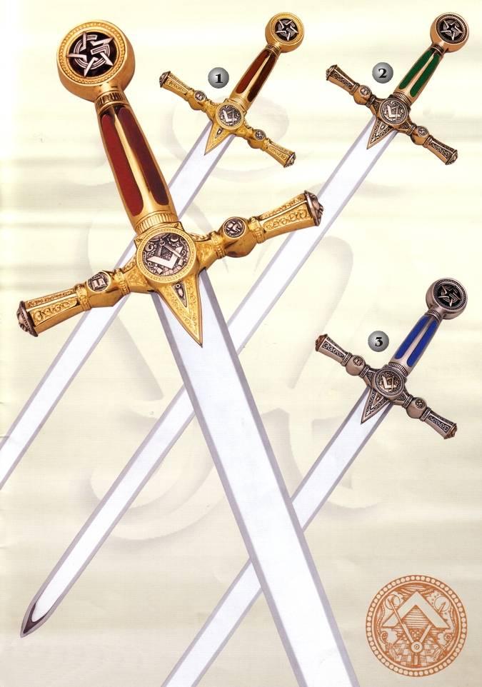 Megapost de Espadas Historicas y Artesanales + yapa