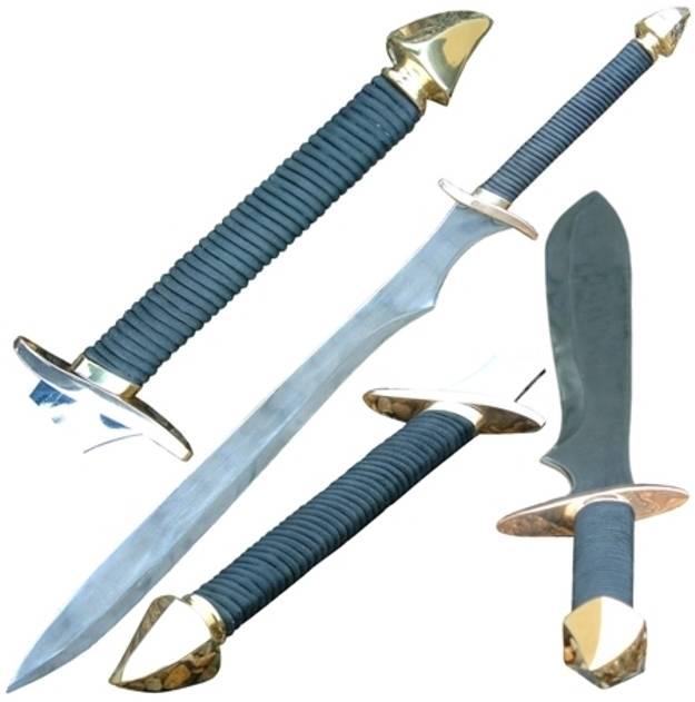 Lista de armas y armaduras disponibles a primer nivel. 70espada-fantasia-elf