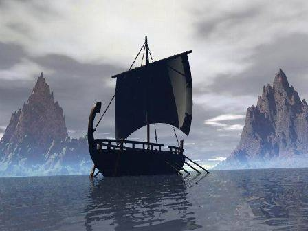 Nave o barco vikingo