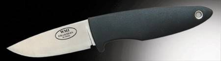 WM1z/3G FALLKNIVEN KNIFE WITH 3G LAMINATED DUST STEEL BLADE