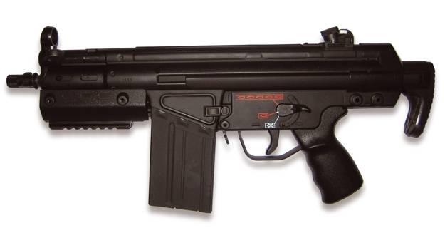 Fusil Umarex con capacidad de 500 disparos