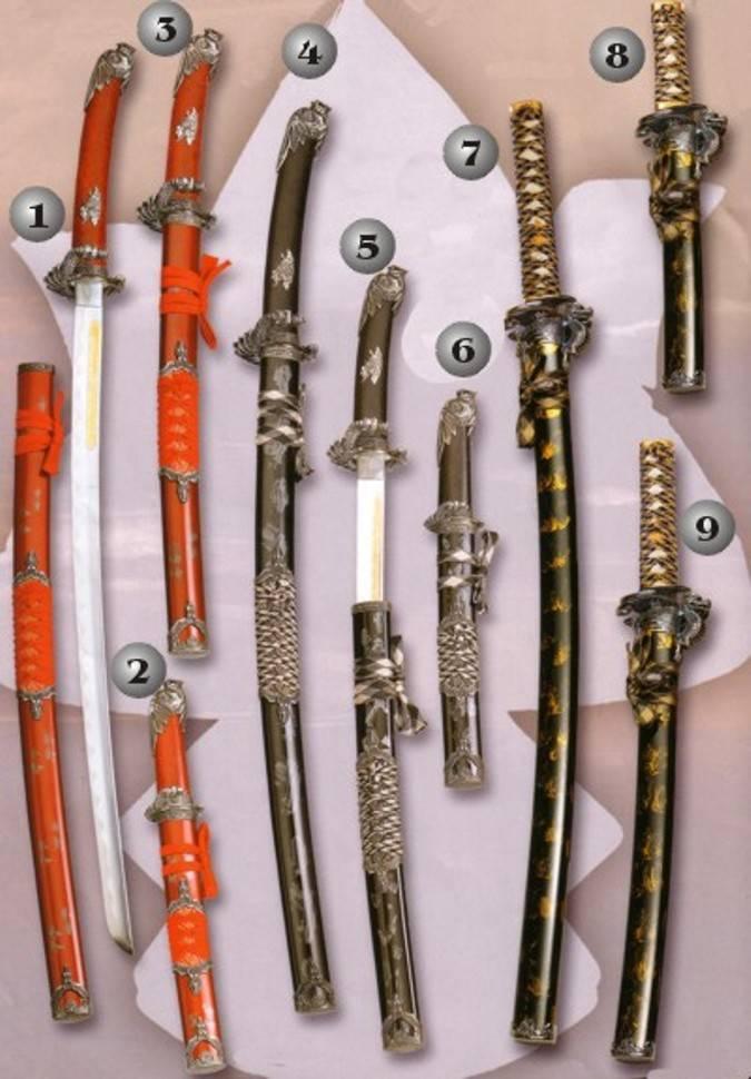 Espadas orientales
