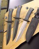 MIRAGE-18N KNIFE, SCORPION-18N KNIFE AND SCORPION-18W KNIFE