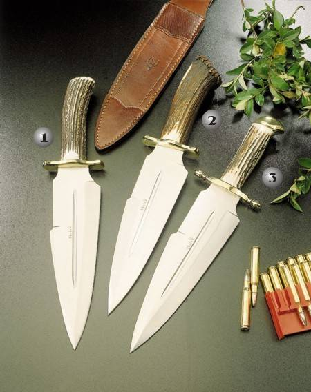 DUQUE KNIFE 25A, DUQUE KNIFE 25S AND DUQUE KNIFE 25E
