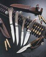MUELA HUNTING KNIVES