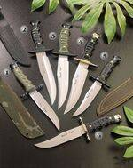 6142 KNIFE, 7181 KNIFE, 7182 KNIFE, 7180 KNIFE, 6141 KNIFE AND 6140 KNIFE