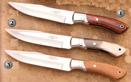 KNIFE CR03, KNIFE CA03 AND CE03