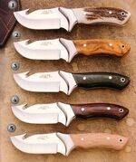KNIFE CC05, KNIFE CO05, KNIFE CM05, KNIFE CR05 AND KNIFE CE05