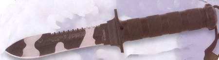 AITOR JUNGLE KING II CAMO KNIFE