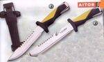 SUBMARINISME KNIVES 16057 AND 16058