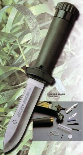 JUNGLE KING III KNIFE. AITOR KNIVES