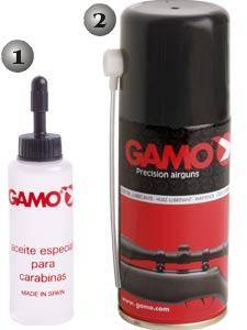 Aceite o Spray Lubricante ideal para cualquier tipo de arma de aire comprimido
