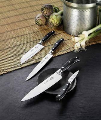 Los cuchillos de cocina son una herramienta indispensable en la cocina