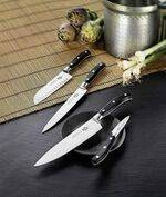 Mantenimiento de cuchillos de cocina