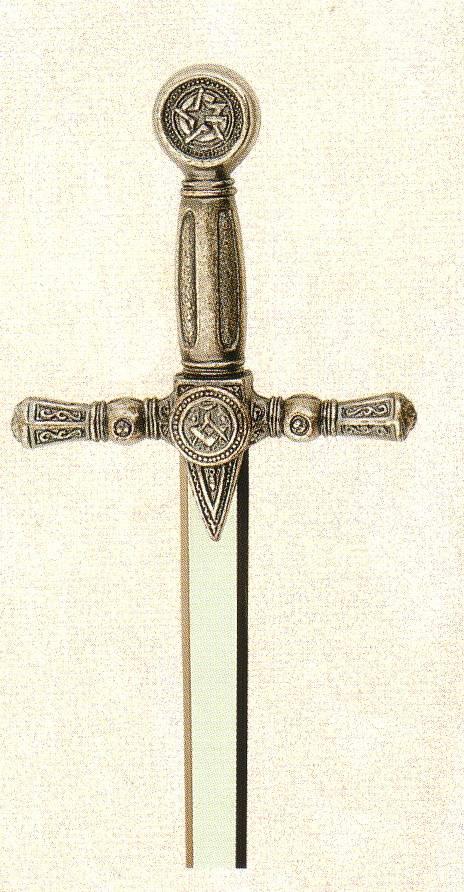 Mini espada masones