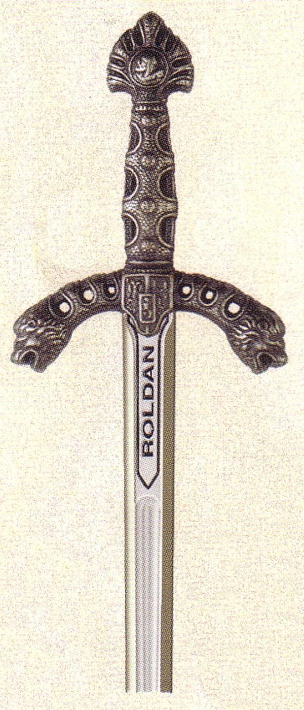 Mini espada Roldan