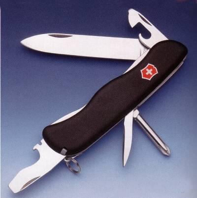 Navajas del ejercito suizo mas conocidas como Swiss army knife
