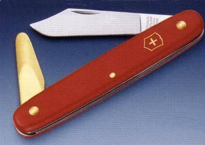 Navaja Victorinox EcoLine con dos hojas de cuchillo.